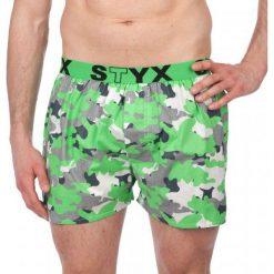 Bokserki męskie: Styx Bokserki Męskie L Zielony