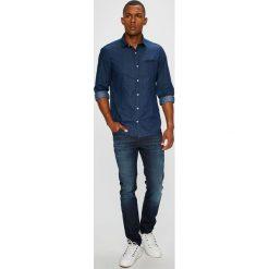 S. Oliver - Koszula. Szare koszule męskie na spinki marki House, l, z bawełny. Za 169,90 zł.