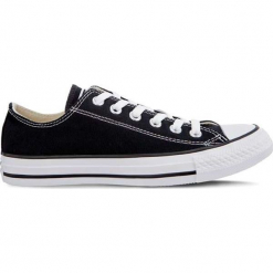 Converse M9166 - Buty Trampki. Czarne buciki niemowlęce marki Converse. Za 225,06 zł.