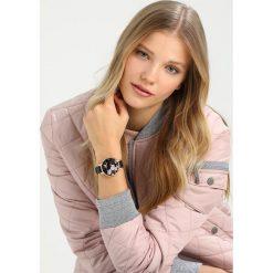 Olivia Burton SIGNATURE FLORALS Zegarek black. Czarne, analogowe zegarki damskie Olivia Burton. Za 469,00 zł.