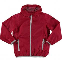 Kurtka funkcyjna w kolorze czerwonym. Czerwone kurtki dziewczęce marki CMP Kids. W wyprzedaży za 77,95 zł.