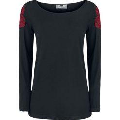 Black Premium by EMP Devil On My Shoulder Bluza damska czarny. Czarne bluzy damskie marki Black Premium by EMP, xl, z poliesteru. Za 56,90 zł.