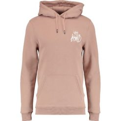 Bejsbolówki męskie: Kings Will Dream LOGO CARRIER HOOD SLATER Bluza beige