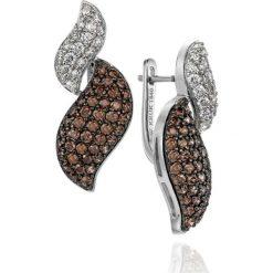 Biżuteria i zegarki: PROMOCJA Kolczyki Srebrne – srebro 925, Cyrkonia