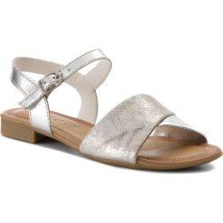 Sandały damskie: Sandały LASOCKI - WI23-NORA-11 Srebrny