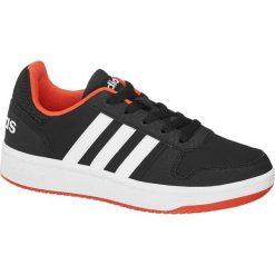 Buty dziecięce: sneakersy dziecięce adidas Vs Hoops 2.0 adidas czarne