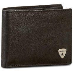 Duży Portfel Męski STRELLSON - Harrison 4010001045 Black 900. Czarne portfele męskie Strellson, ze skóry. W wyprzedaży za 159,00 zł.