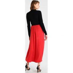 Długie spódnice: American Vintage MEADOW Długa spódnica carmin