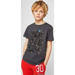 T-shirty chłopięce: Mango Kids – T-shirt dziecięcy Mangoc 104-164 cm