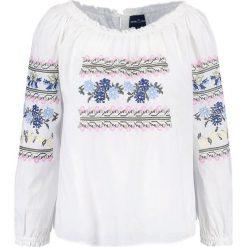 Bluzki asymetryczne: Needle & Thread Bluzka white