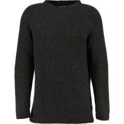 Nudie Jeans HANS  Sweter green/grey melange. Zielone kardigany męskie Nudie Jeans, m, z jeansu. W wyprzedaży za 377,30 zł.