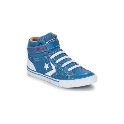 Buty Dziecko Converse  Pro Blaze Strap-Ox. Niebieskie trampki chłopięce Converse. Za 175,20 zł.