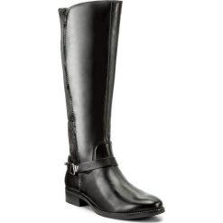 Buty zimowe damskie: Oficerki CAPRICE - 9-25521-29 Black Nappa 022