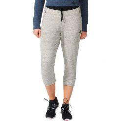 Adidas Spodnie Cotton Fleece 3/4 Pant szare r. L (S93962). Szare spodnie sportowe damskie marki Adidas, l. Za 129,90 zł.