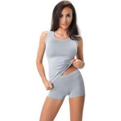 Gwinner Koszulka damska PERFECT FIT Ladies Sleevless LIGHTline szara r. M. Szare topy sportowe damskie marki Gwinner, m. Za 57,70 zł.