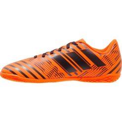 Buty sportowe męskie: adidas Performance NEMEZIZ 17.4 IN Halówki solar orange/core black