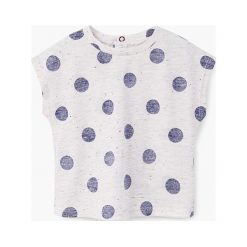 Bluzki dziewczęce: Mango Kids – Top dziecięcy Luna 80-104 cm