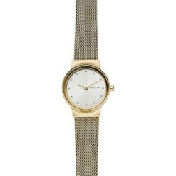 Zegarek SKAGEN - Freja SKW2717  Gold/Gold. Żółte zegarki damskie Skagen. Za 419,00 zł.