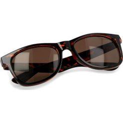 Okulary przeciwsłoneczne VANS - Spicoli 4 Shade VN000LC01RE Tortoise Shell. Brązowe okulary przeciwsłoneczne damskie lenonki marki Vans. Za 59,00 zł.
