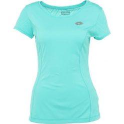 Lotto NIXIA TEE  Tshirt basic green. Niebieskie t-shirty damskie Lotto, xs, z materiału. Za 169,00 zł.