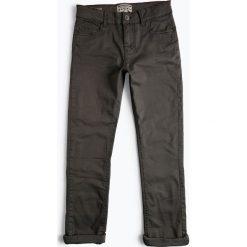 Spodnie chłopięce: Review - Spodnie chłopięce – Slim Fit, niebieski