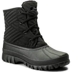 Śniegowce SKECHERS - Dry Spell 49820/BLK Black. Niebieskie buty zimowe damskie marki Skechers. W wyprzedaży za 219,00 zł.