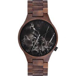 Zegarek Giacomo Design Drewniany męski GD08803. Brązowe zegarki męskie Giacomo Design. Za 559,00 zł.