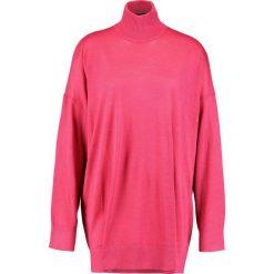 Swetry klasyczne damskie: Tiger of Sweden Jeans SPIN    Sweter pink