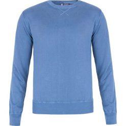 Swetry klasyczne męskie: Sweter NORTH SAILS MGL GIROCOLLO Niebieski