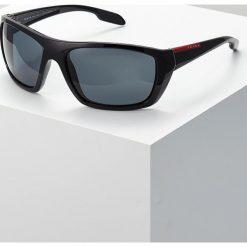 Prada Linea Rossa Okulary przeciwsłoneczne black. Czarne okulary przeciwsłoneczne męskie aviatory Prada Linea Rossa. Za 1009,00 zł.