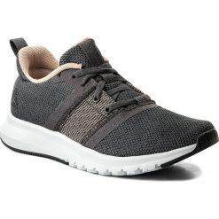Buty Reebok - Print Lite Rush Gr CM9015 Grey/Dsrt Dust/Wht/Coal. Szare buty do biegania damskie marki Reebok, z materiału. W wyprzedaży za 209,00 zł.