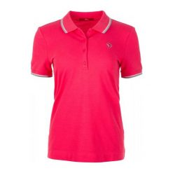 S.Oliver Koszulka Damska Polo 36 Czerwona. Czerwone bluzki damskie marki S.Oliver, s, z bawełny, polo. W wyprzedaży za 99,00 zł.