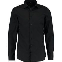 Koszule męskie na spinki: Eterna SLIM FIT Koszula biznesowa schwarz