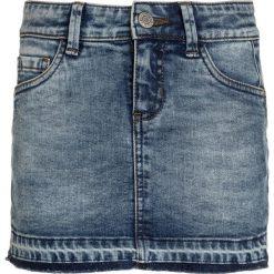 Cars Jeans KIDS BORGHID SKIRT  Spódnica jeansowa stone blue denim. Niebieskie spódniczki Cars Jeans, z bawełny. Za 129,00 zł.