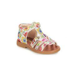 Sandały Dziecko  GBB  PHILIPPINE. Brązowe buty zimowe damskie marki GBB. Za 207,20 zł.