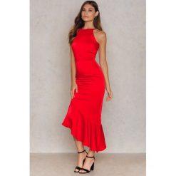 Sukienki: Lavish Alice Sukienka midi Waterfall – Red
