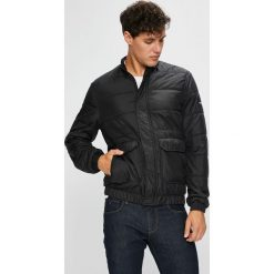 Calvin Klein Jeans - Kurtka. Czarne kurtki męskie jeansowe marki Calvin Klein Jeans, l. Za 649,90 zł.