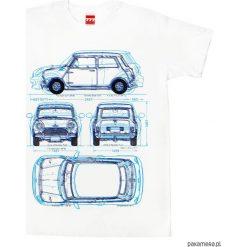 Koszulka MINI BLUE tshirt. Czarne t-shirty męskie marki Pakamera, m, z kapturem. Za 77,00 zł.