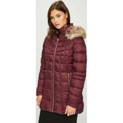 Answear - Kurtka/płaszcz 40JKT14362F. Szare kurtki damskie pikowane marki Mango, l, z elastanu, klasyczne. W wyprzedaży za 199,90 zł.