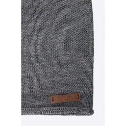 Barts - Czapka James. Brązowe czapki zimowe męskie marki Barts, na zimę, z dzianiny. W wyprzedaży za 59,90 zł.