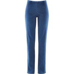 """Dżinsy """"SKINNY"""" bonprix niebieski """"stone"""" nowy. Niebieskie jeansy damskie marki House, z jeansu. Za 74,99 zł."""