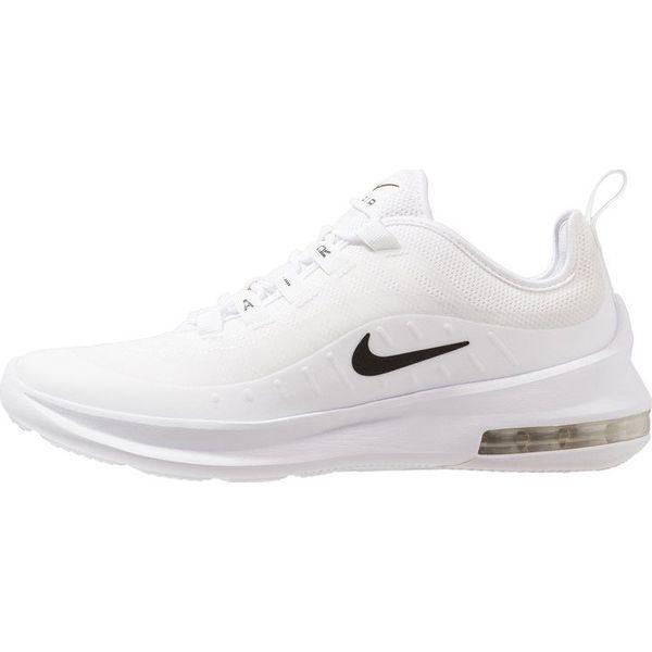 a4e96af12c432 Nike Sportswear AIR MAX AXIS Tenisówki i Trampki white/black - Białe ...