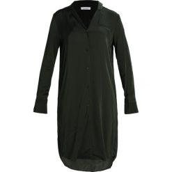 Sukienki hiszpanki: Samsøe & Samsøe Sukienka letnia dark green