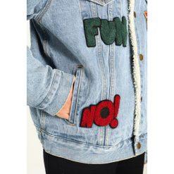 Bomberki damskie: Kengstar Kurtka jeansowa denim