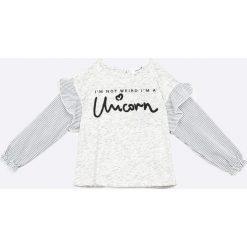 Bluzki dziewczęce bawełniane: Trendyol - Bluzka dziecięca 98-122 cm