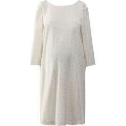 Sukienki balowe: Sukienka ciążowa z koronki