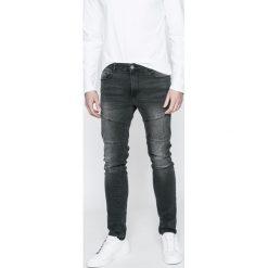 Review - Jeansy Jeremy. Szare jeansy męskie skinny Review. Za 179,90 zł.