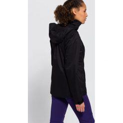 The North Face EVOLVE II 2IN1 TRICLIMATE Kurtka hardshell black. Czarne kurtki sportowe damskie marki The North Face, xl, z hardshellu. W wyprzedaży za 639,20 zł.