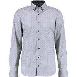 Koszule męskie na spinki: Eterna Koszula anthra