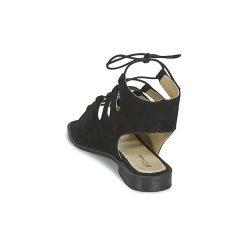 Sandały Betty London  EBITUNE. Czarne sandały trekkingowe damskie marki Betty London. Za 191,20 zł.